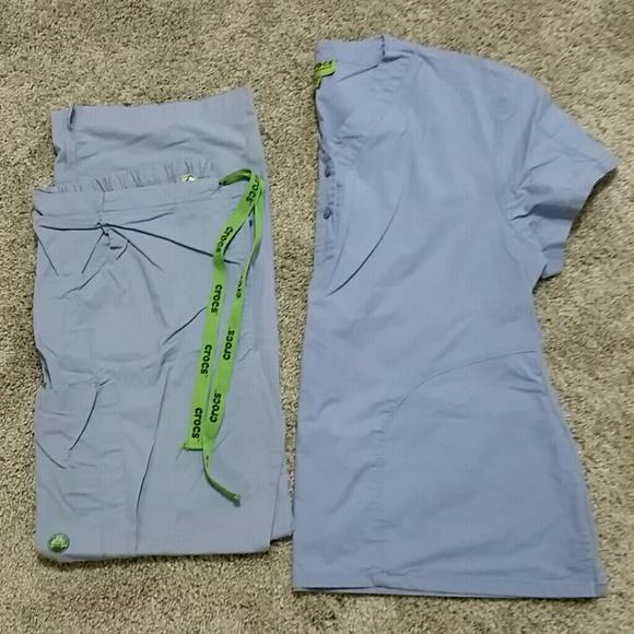 6f9c6106121 CROCS Pants | Nursing Scrubs Set | Poshmark
